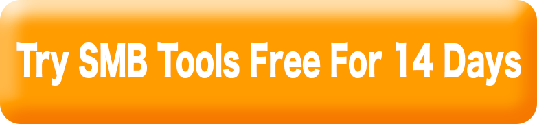 Start 14 day free trial button